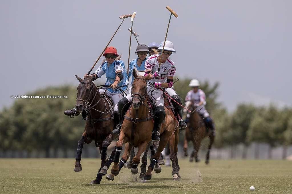 El Overo Z7 UAE vs La Dolfina Amanara