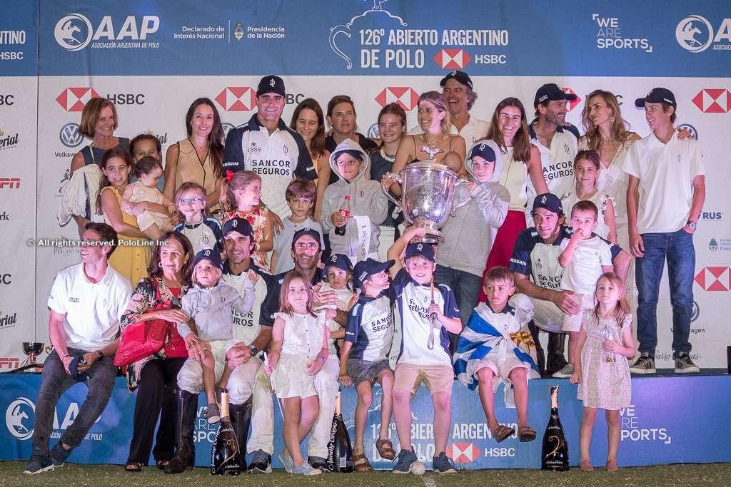 ARGENTINE OPEN FINAL: La Dolfina vs Ellerstina