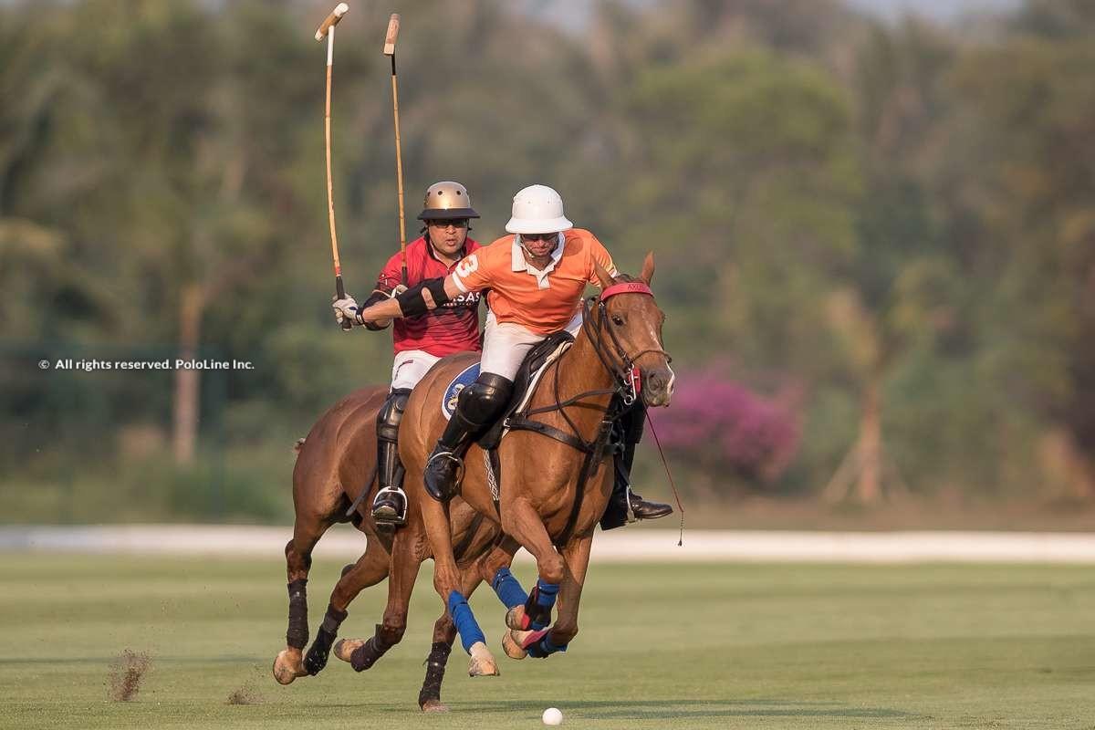 Tang Polo Club vs Royal Pahang