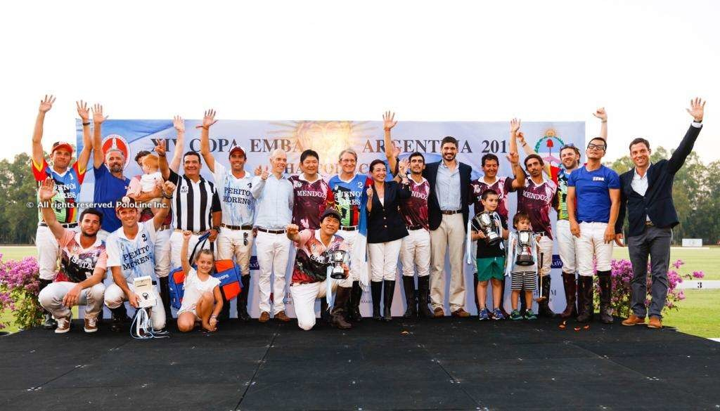 Argentine Embassy Cup Finals