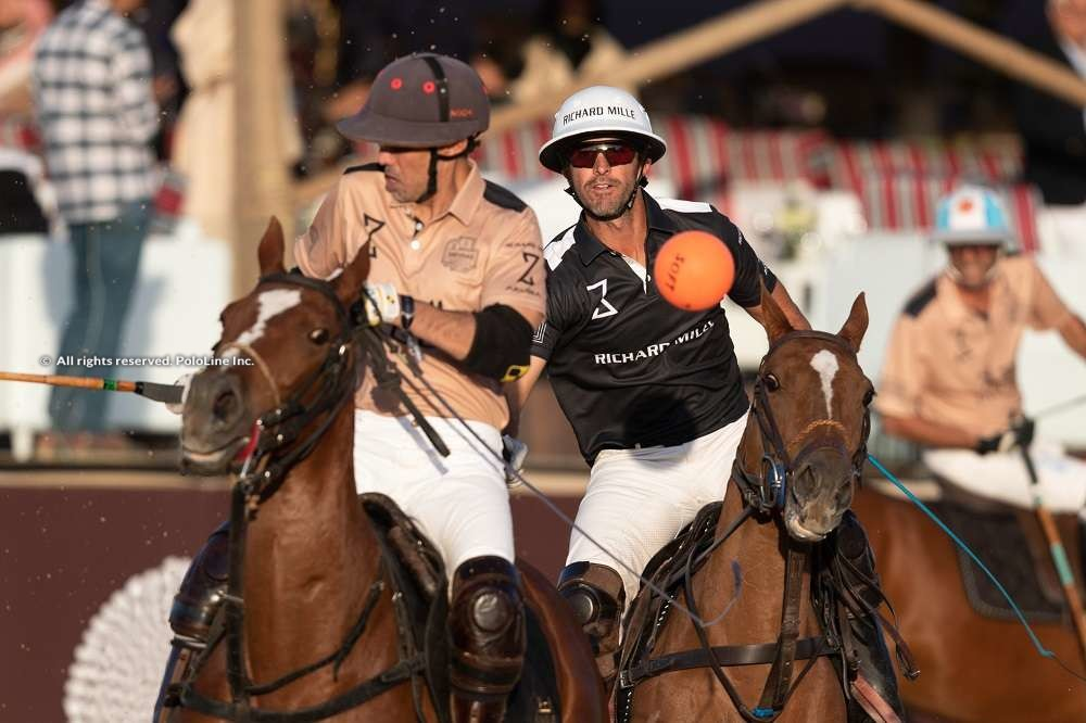AlUla Desert Polo Warm-up Day