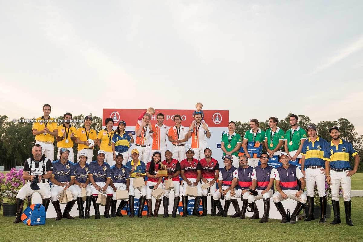 FINAL: Thai Polo vs Korea CC