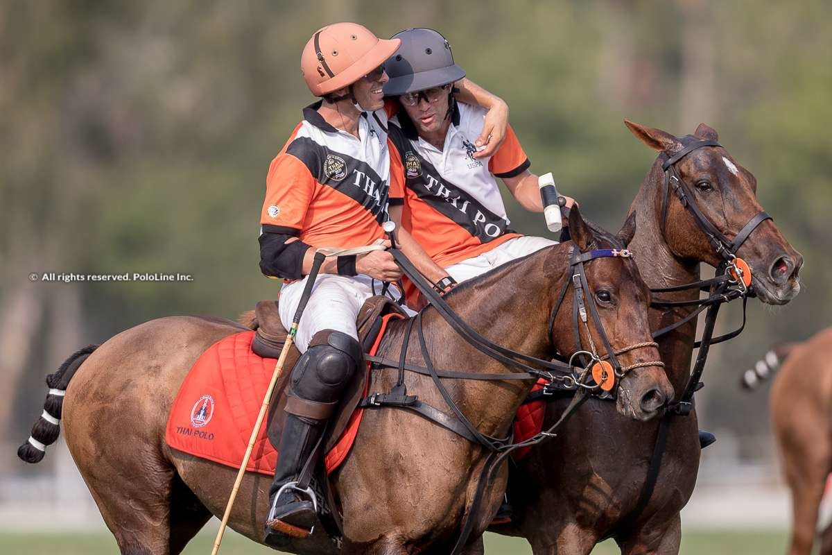 Thai Polo vs Royal Pahang