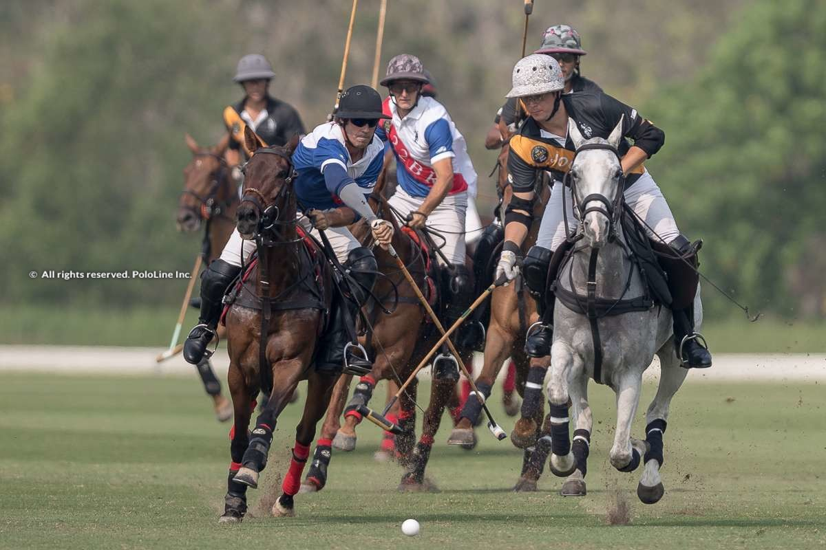 Fifth Place Match: Jogo Polo vs 22BR