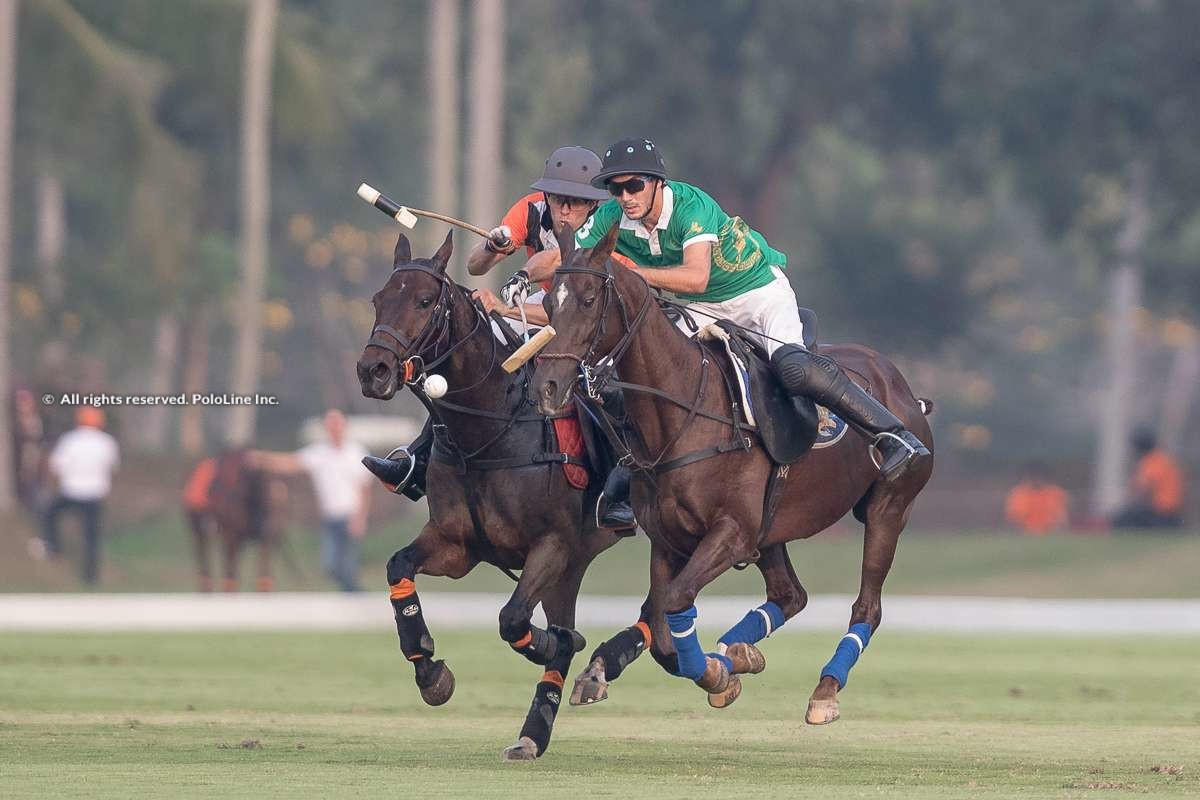 THAI POLO OPEN FINAL: Tang Polo Club vs Thai Polo