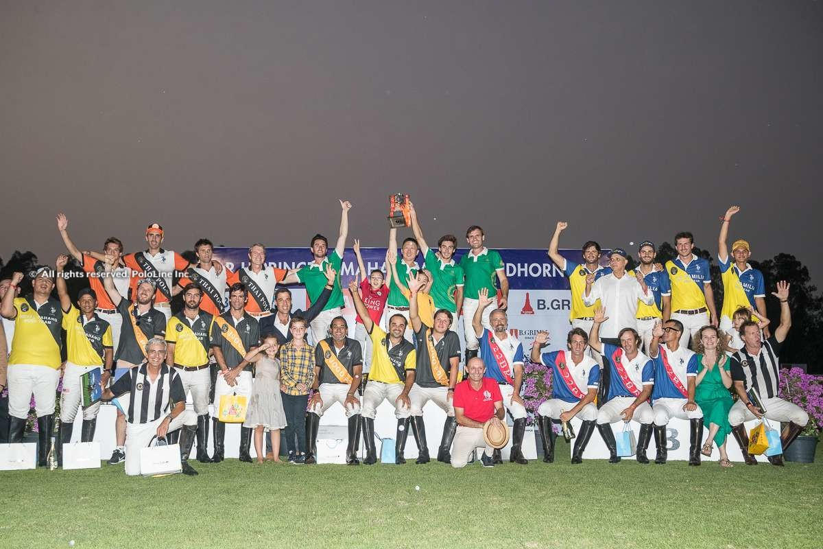 THAI POLO OPEN FINAL: Prize Giving and Party
