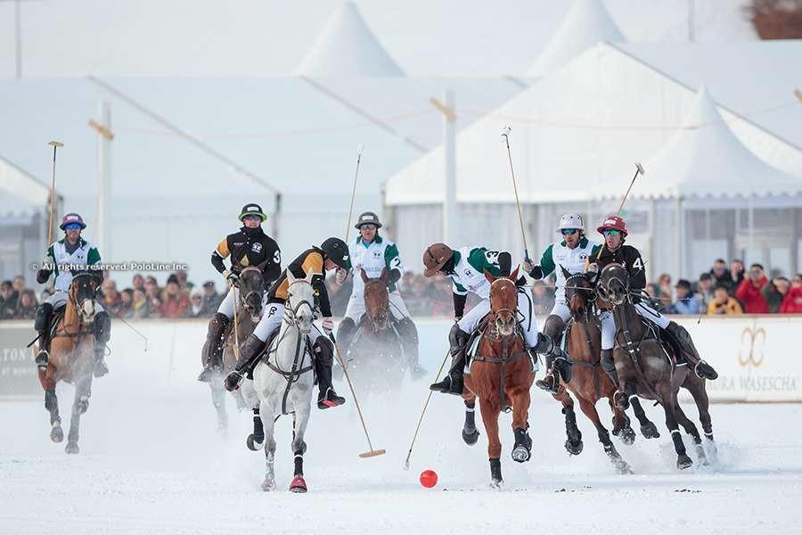 Snow Polo St. Moritz: Day 1