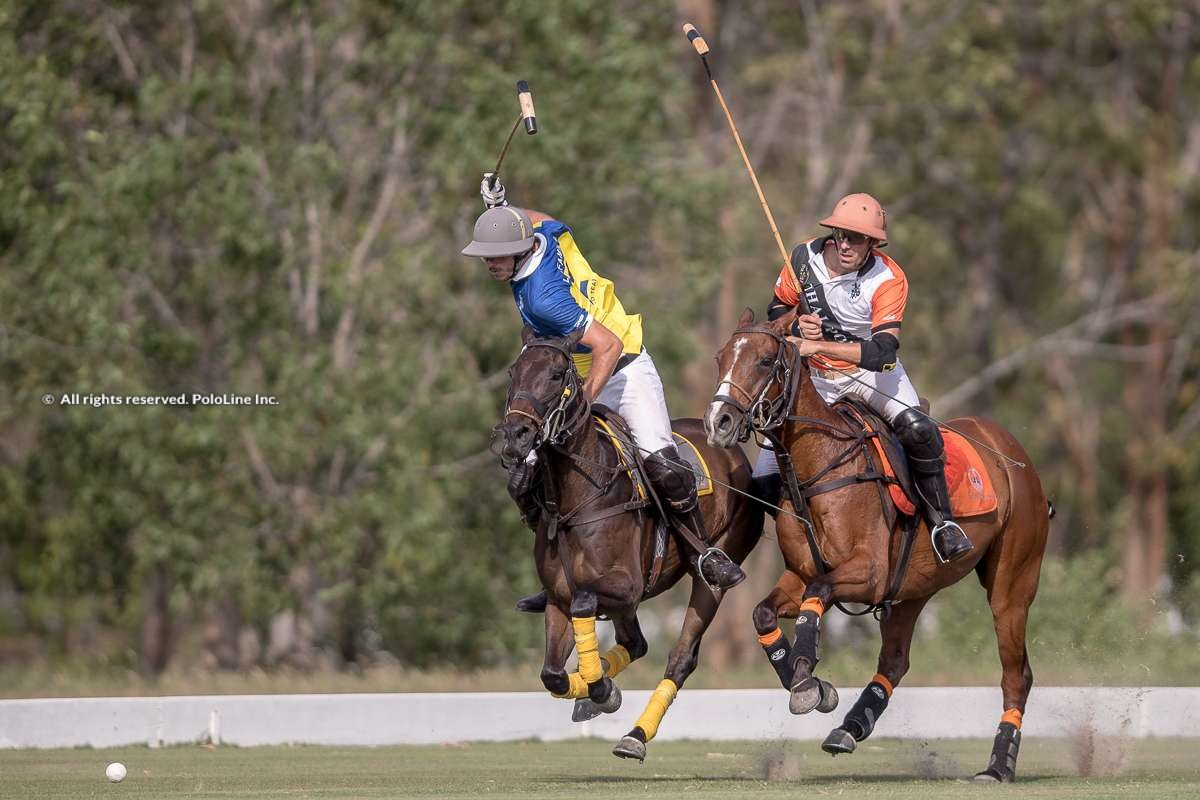 Thai Polo vs La Familia