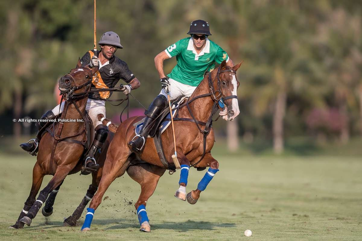 Tang Polo Club vs Jogo Polo