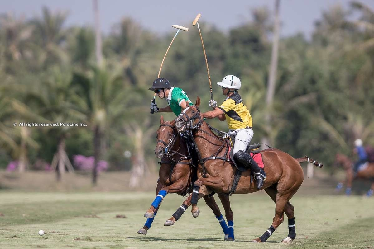 Tang Polo Club vs Royal Pahang