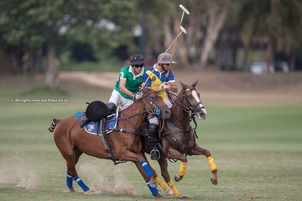La Familia vs Tang Polo Club