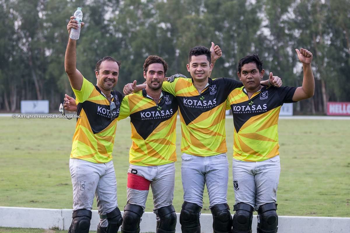 Royal Pahang vs Thai Polo