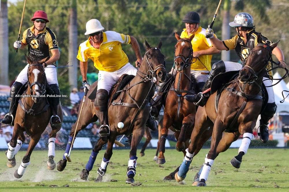 Joe Barry Cup Final: Palm Beach Equine vs Stable Door Polo