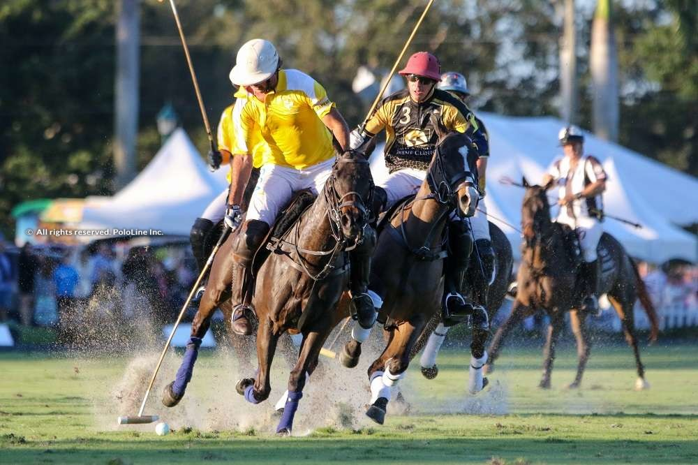 Stable Door Polo vs Palm Beach Equine
