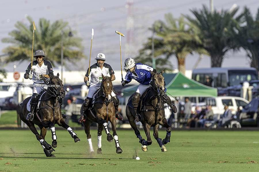 AM/UAE Polo vs Ghantoot