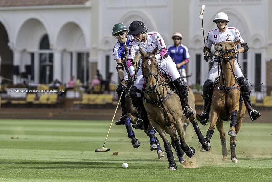 UAE Polo vs AM UAE