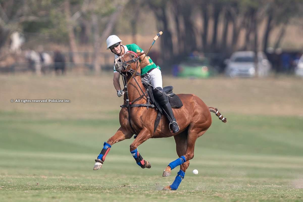 Third Place: Tang Polo Club vs Thai Polo