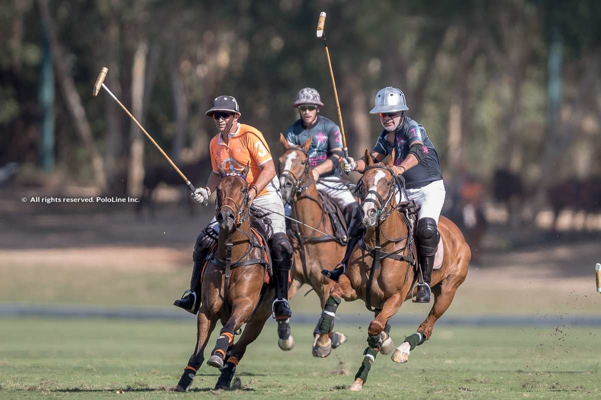 Semifinal 1: Thai Polo vs The Next Level