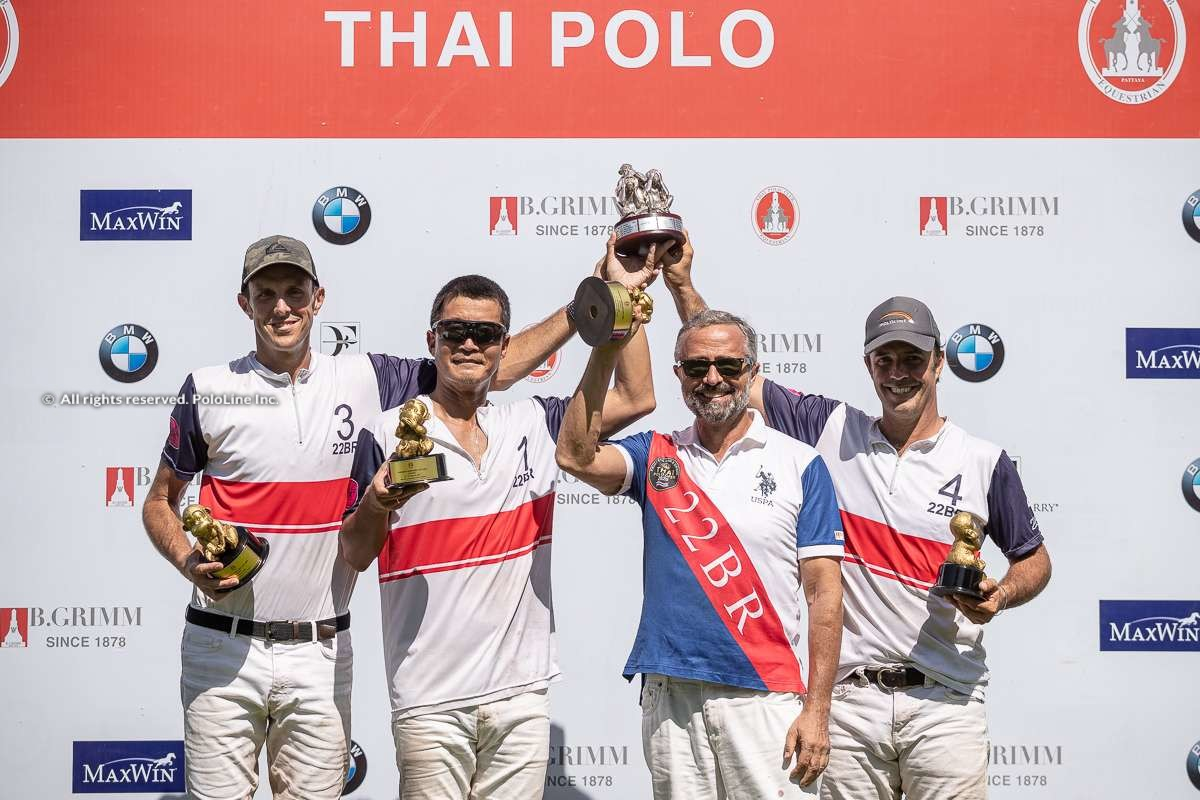 Stephan Chimfunshi Cup FINAL – 22BR vs Thai Polo