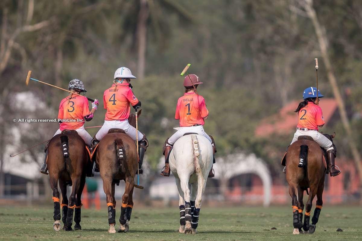 Thai Polo vs Ethiopian