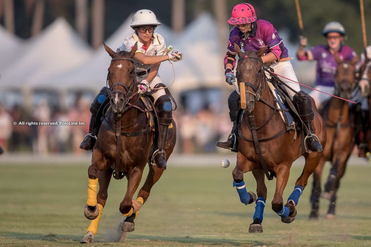 Queen's Cup Pink Polo FINAL: La Familia vs Marengo