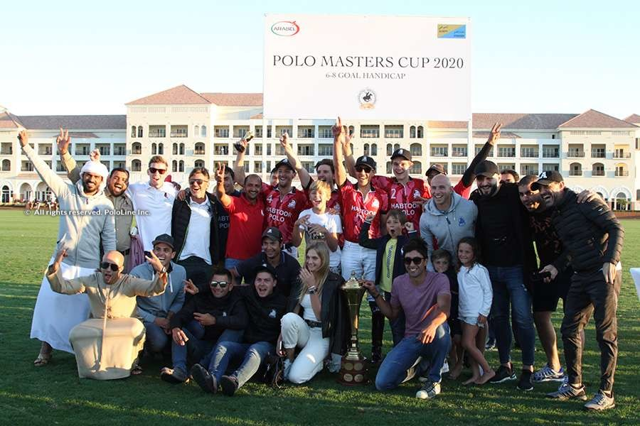 Finals Polo Masters Cup
