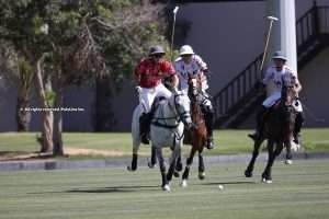Exciting start to the H.H President of UAE Polo Cup in Ghantoot