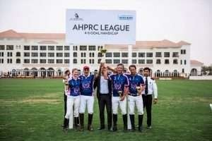 Dr. A/Hesketh wins AHPRC March League at Al Habtoor Polo Resort & Club