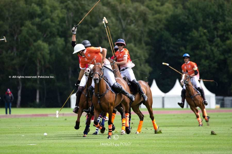 Thai Polo vs Scone