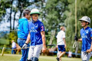 The Queen's Cup: A remarkable win for Les Lions/Great Oaks