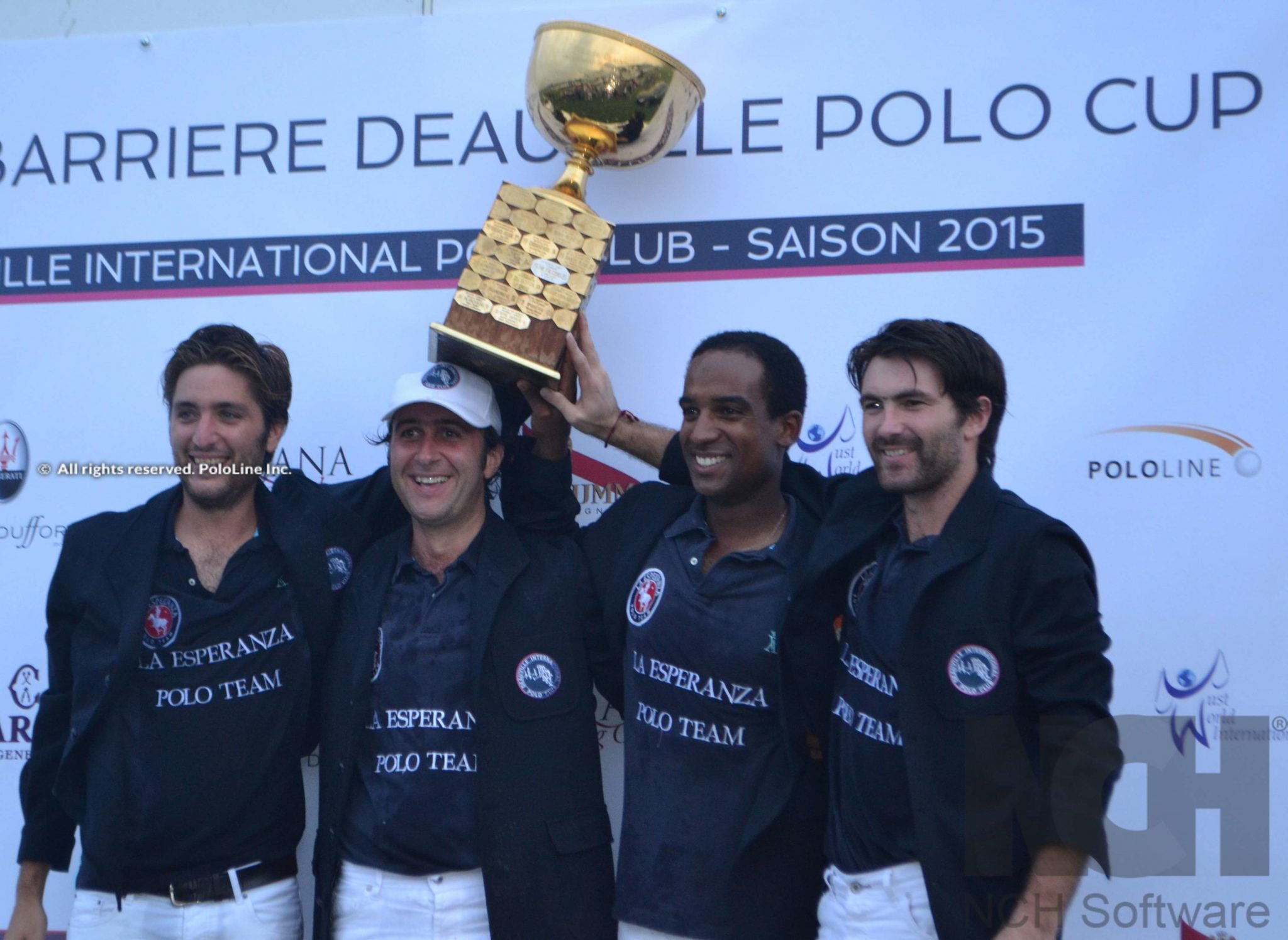 70 years of the Coupe d'Or in Deauville
