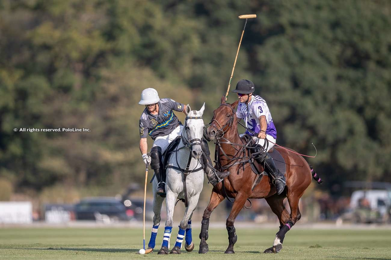 Trophee Castel Final: Cavok IC Polo vs Berlinosos