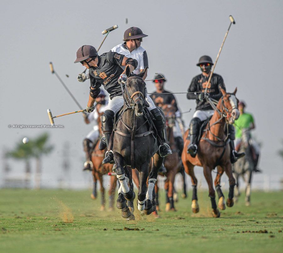 King Polo Cup, Day One