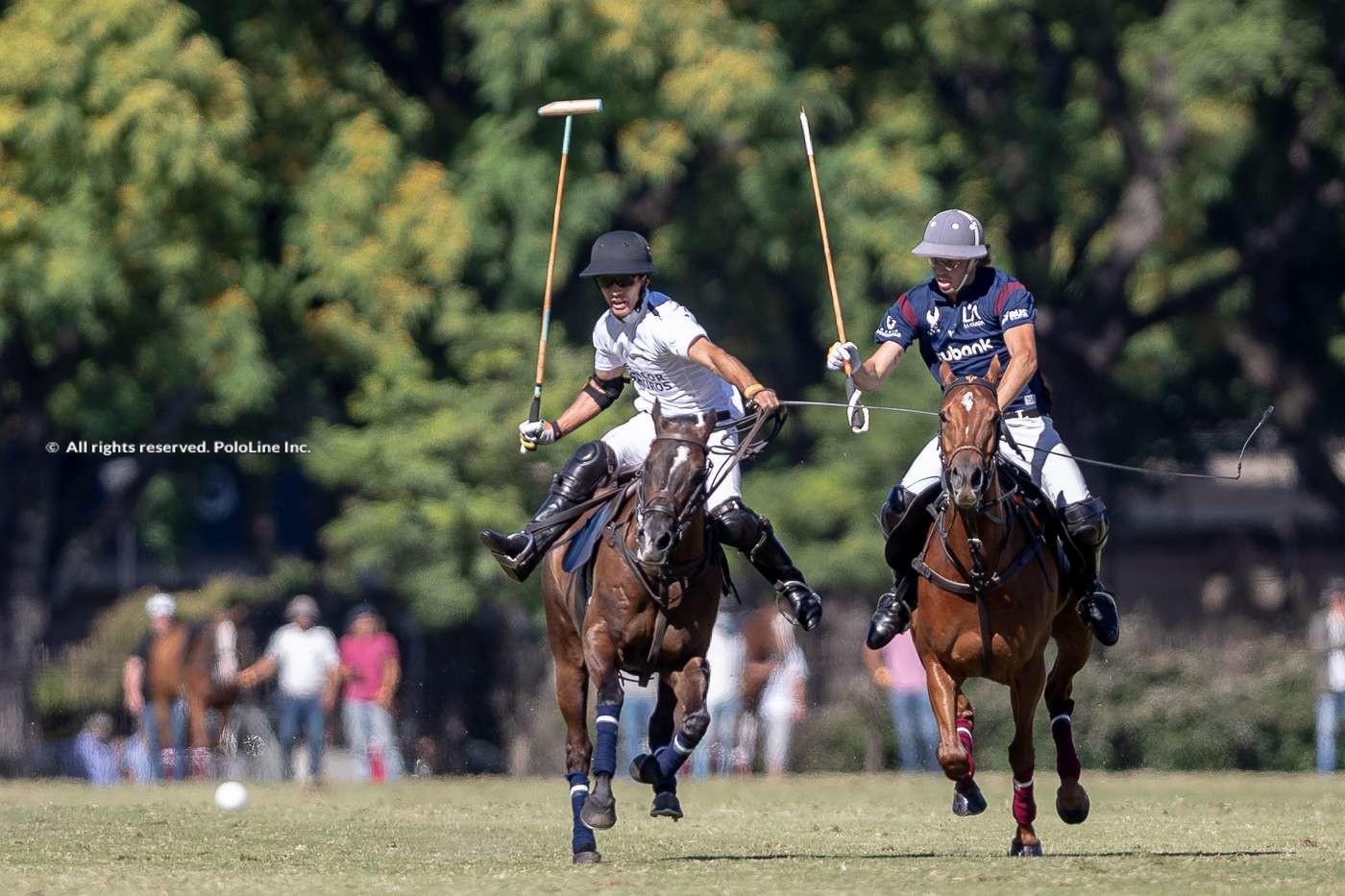 La Dolfina Polo Ranch vs. La Ensenada La Aguada
