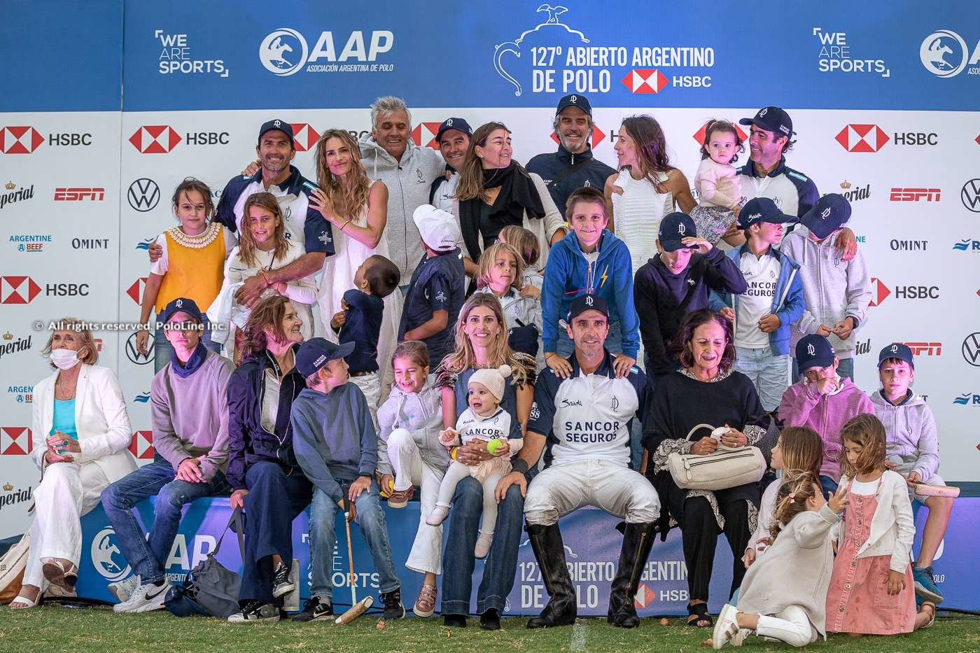 Argentine Open Final: Prize Giving & Awards