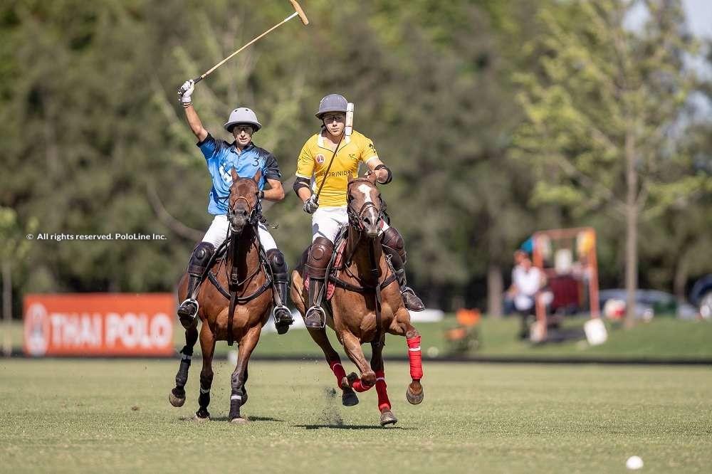 Thailand Embassy Cup – La Trinidad vs Infinit Polo