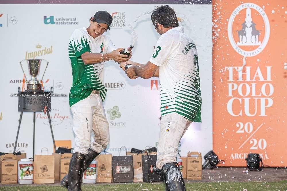 Thai Polo Cup – Prize Giving & Awards