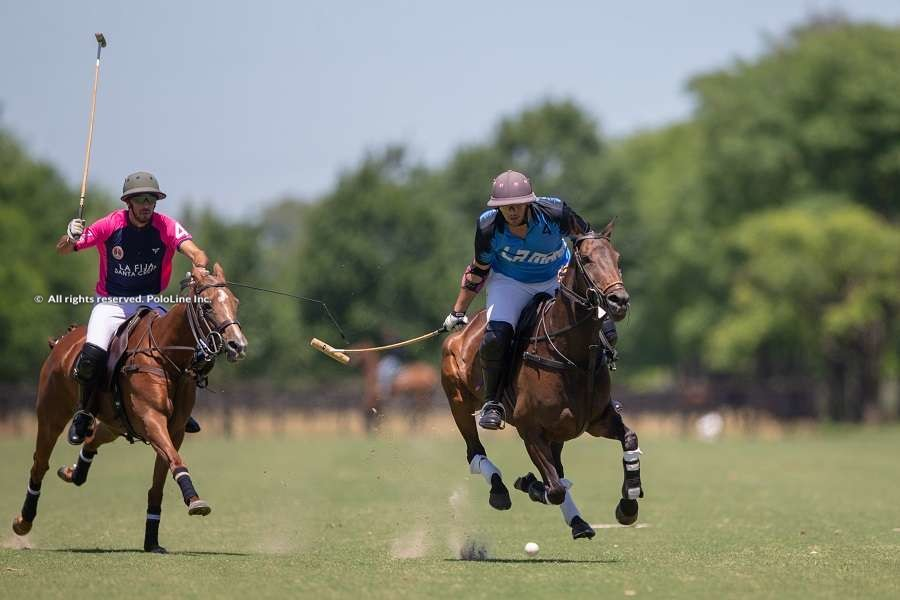Thai Polo Cup Day 1: Infinit vs La Fija Santa Crepa