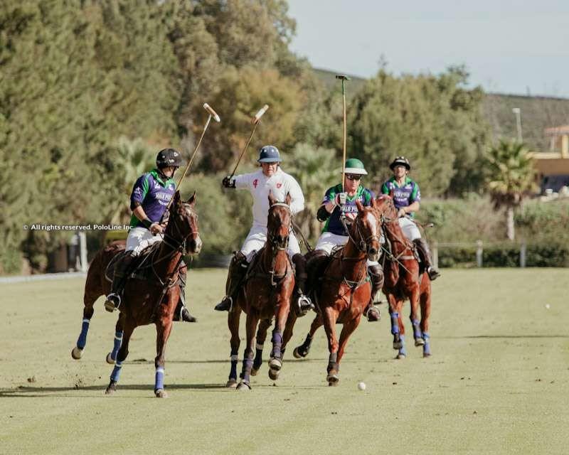 Iberian Polo Tour, Casa Fagliano Cup