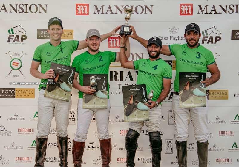 Casa Fagliano Cup, Iberian Polo Tour