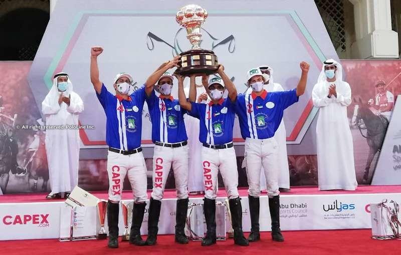 Ghantoot vs. Abu Dhabi