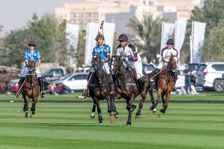 Habtoor vs UAE Polo
