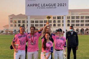 9 Stitches/Hesketh se quedó con la AHPRC January League 2021