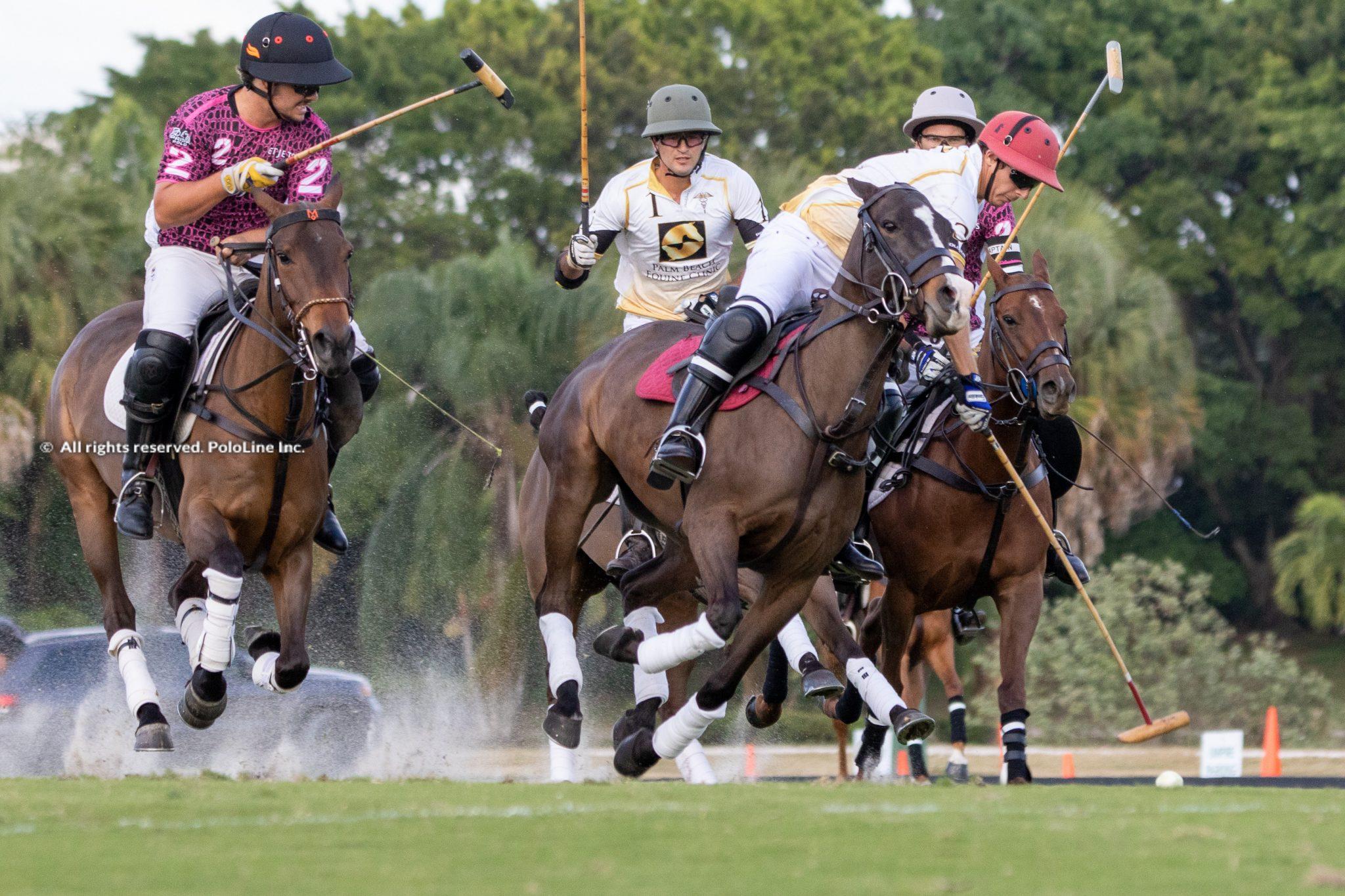 Beverly Polo vs. Palm Beach Equine