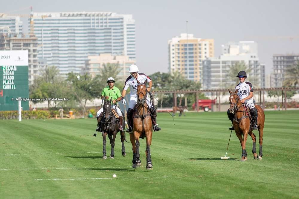 UAE Polo vs Zedan