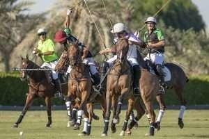 EPA Cup: Debut win for Ghantoot A against Abu Dhabi