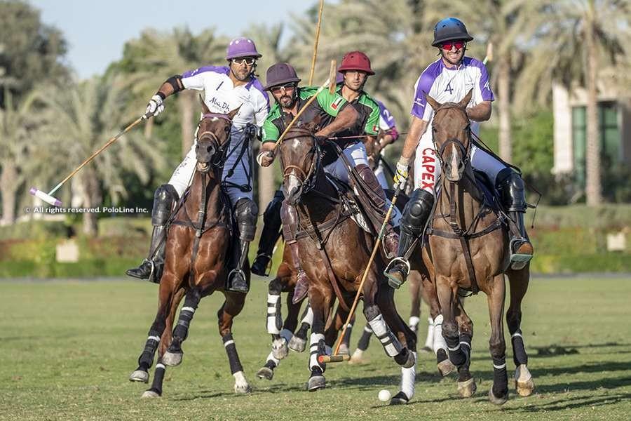 Ghantoot 1 vs Abu Dhabi