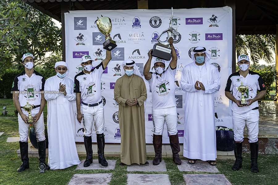 EPA Cup Final: Ghantoot A vs Ankora/Habtoor