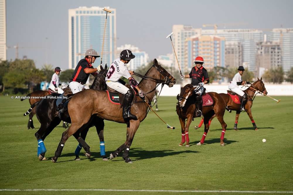 Masters Cup Final: UAE vs Battistoni