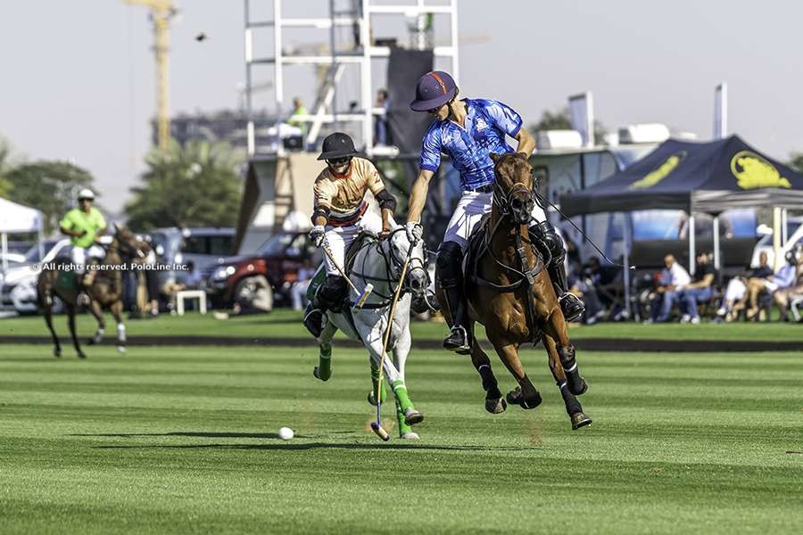Semi: Habtoor Polo vs Dubai Wolves
